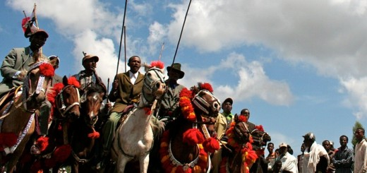 Men-parade-in-the-Oromia-region