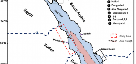 Location-map-shows-the-study-area-in-the-Red-Sea-Exploration-wells-on-the
