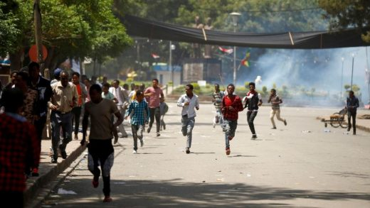 At least 52 confirmed dead in stampede at Ethiopia religious event
